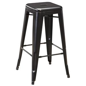 Ashley Signature Design Pinnadel Tall Stool