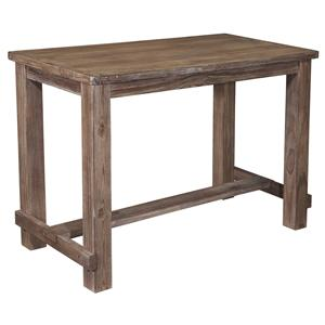 Signature Design by Ashley Pinnadel Dining Room Bar Table