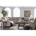 Signature Design by Ashley Pittsfield Reclining Living Room Group - Item Number: 17901 Living Room Group 1