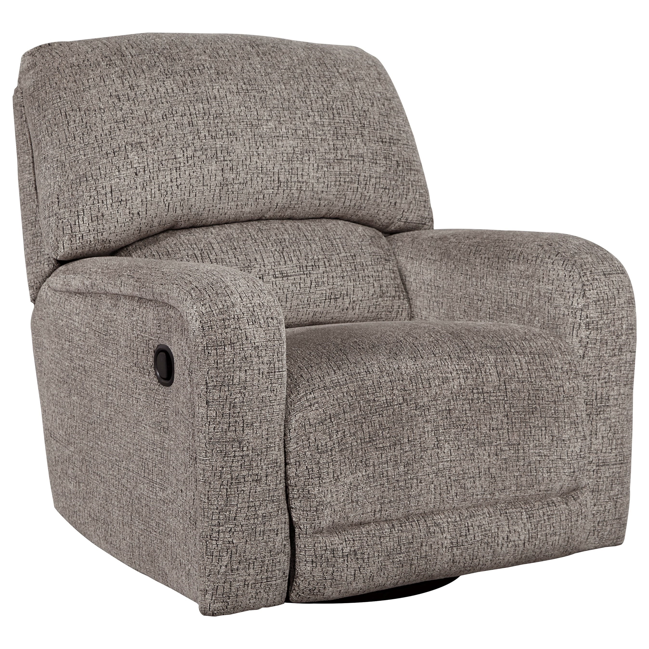 Signature Design by Ashley Pittsfield Swivel Glider Recliner - Item Number: 1790161