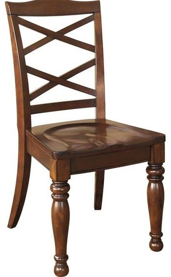Porter Porter Side Chair by Ashley at Morris Home