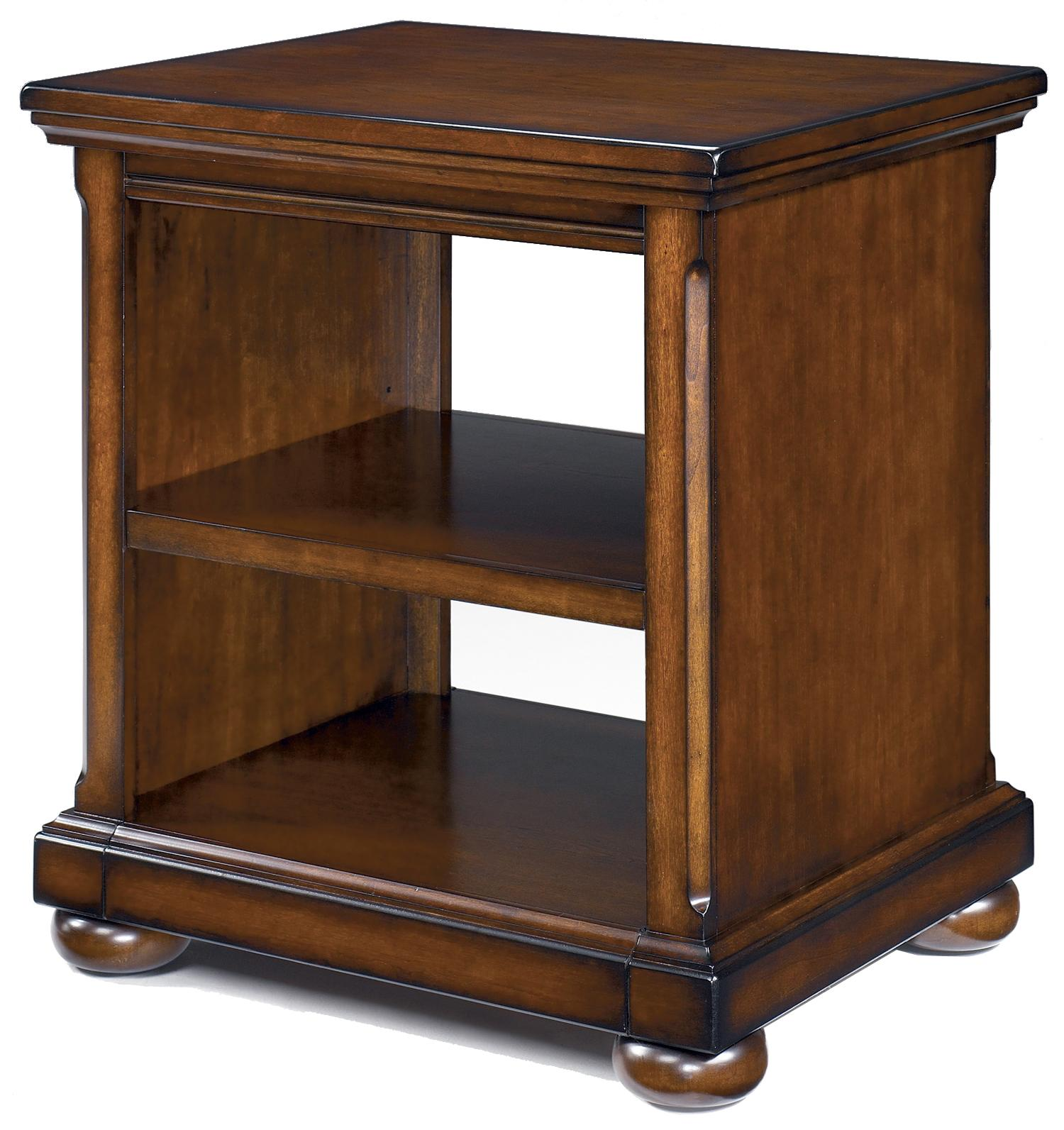 Signature Design by Ashley Porter Corner Table (RTA) - Item Number: H697-47