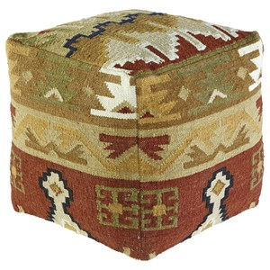 Signature Design by Ashley Poufs Abner - Multi Pouf