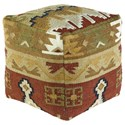 Signature Design by Ashley Poufs Abner - Multi Pouf - Item Number: A1000206