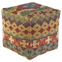 Signature Design by Ashley Poufs Adolfo - Multi Pouf - Item Number: A1000208