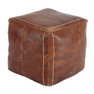 Signature Design by Ashley Poufs Vintage - Brown Pouf