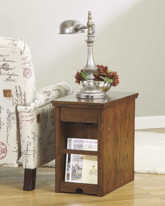 Ashley Signature Design Laflorn T127 699 Chairside End