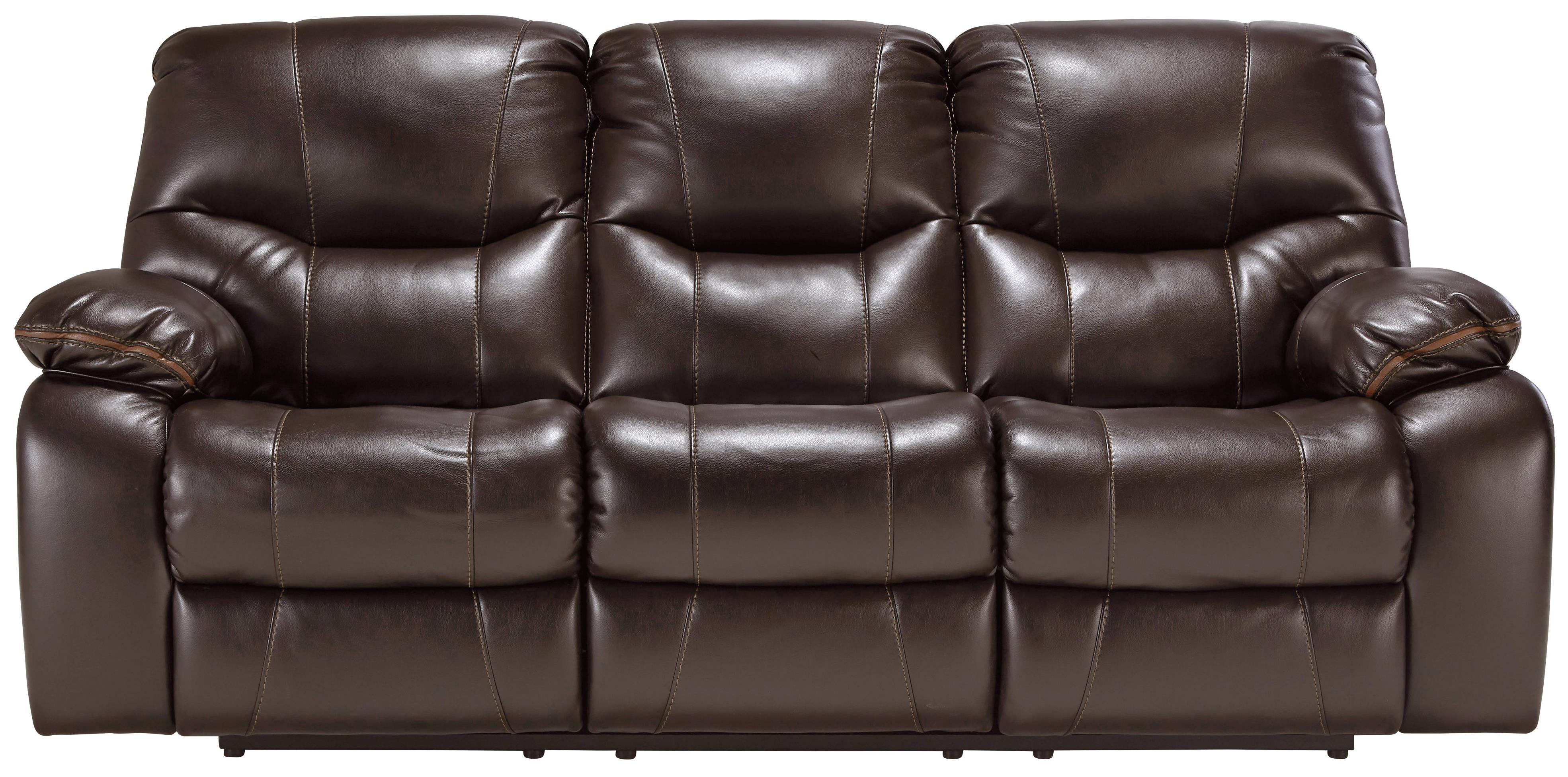 Signature Design by Ashley Pranas Reclining Sofa - Item Number: 4790088