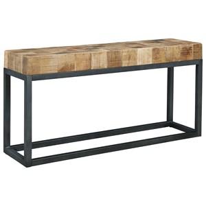 Signature Design by Ashley Prinico Sofa Table