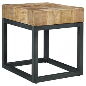 Signature Design by Ashley Prinico Chair Side End Table