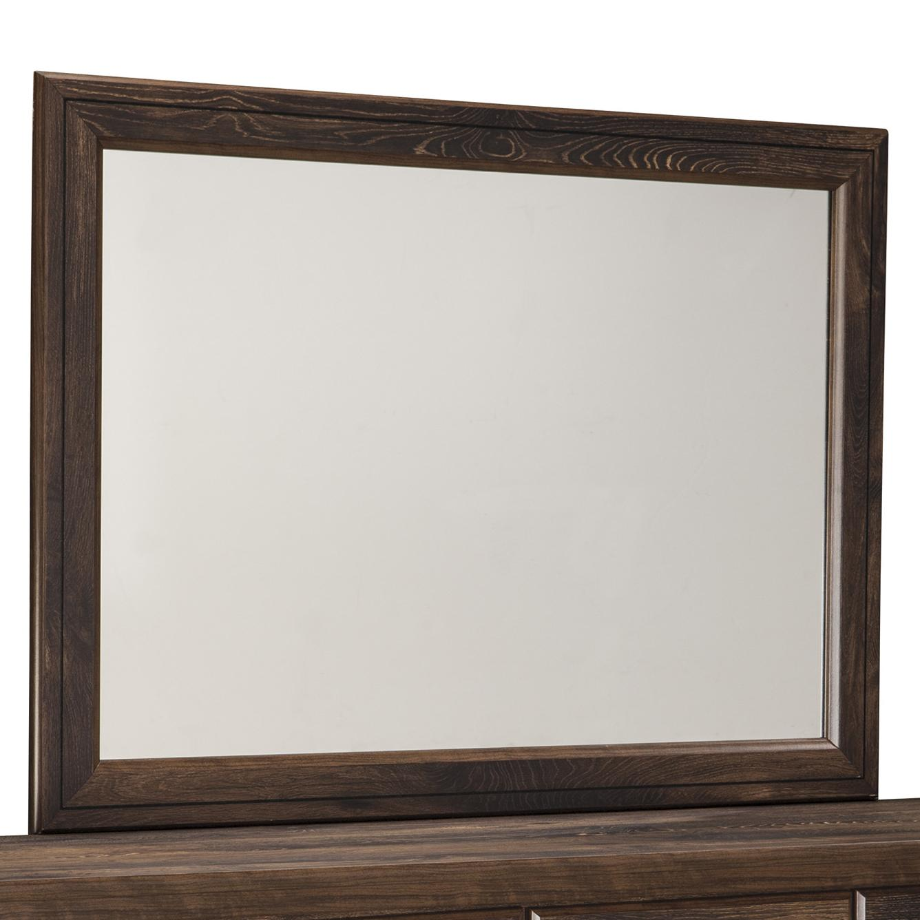 Signature Design by Ashley Quinden Bedroom Mirror - Item Number: B246-36