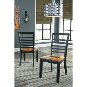 Benchcraft Quinley Dining Side Chair