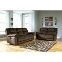 Signature Design by Ashley Quinnlyn Reclining Living Room Group - Item Number: 95701 Living Room Group 2