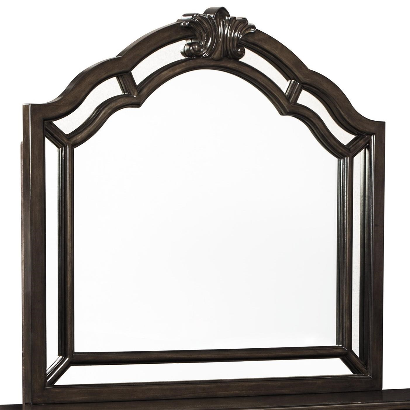 Signature Design by Ashley Quinshire Bedroom Mirror - Item Number: B728-36