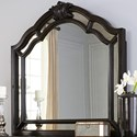 Signature Design by Ashley Quinshire Rich Brown Bedroom Mirror