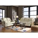 Signature Design by Ashley Rackingburg Reclining Living Room Group - Item Number: U33302 Living Room Group 1