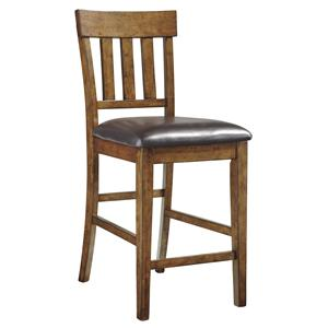Ashley Signature Design Ralene Upholstered Barstool