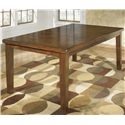 Signature Design by Ashley Ralene Casual Rectangular Butterfly Leaf Dining Table