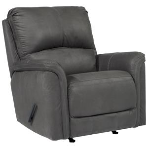 Signature Design by Ashley Ranika Rocker Recliner