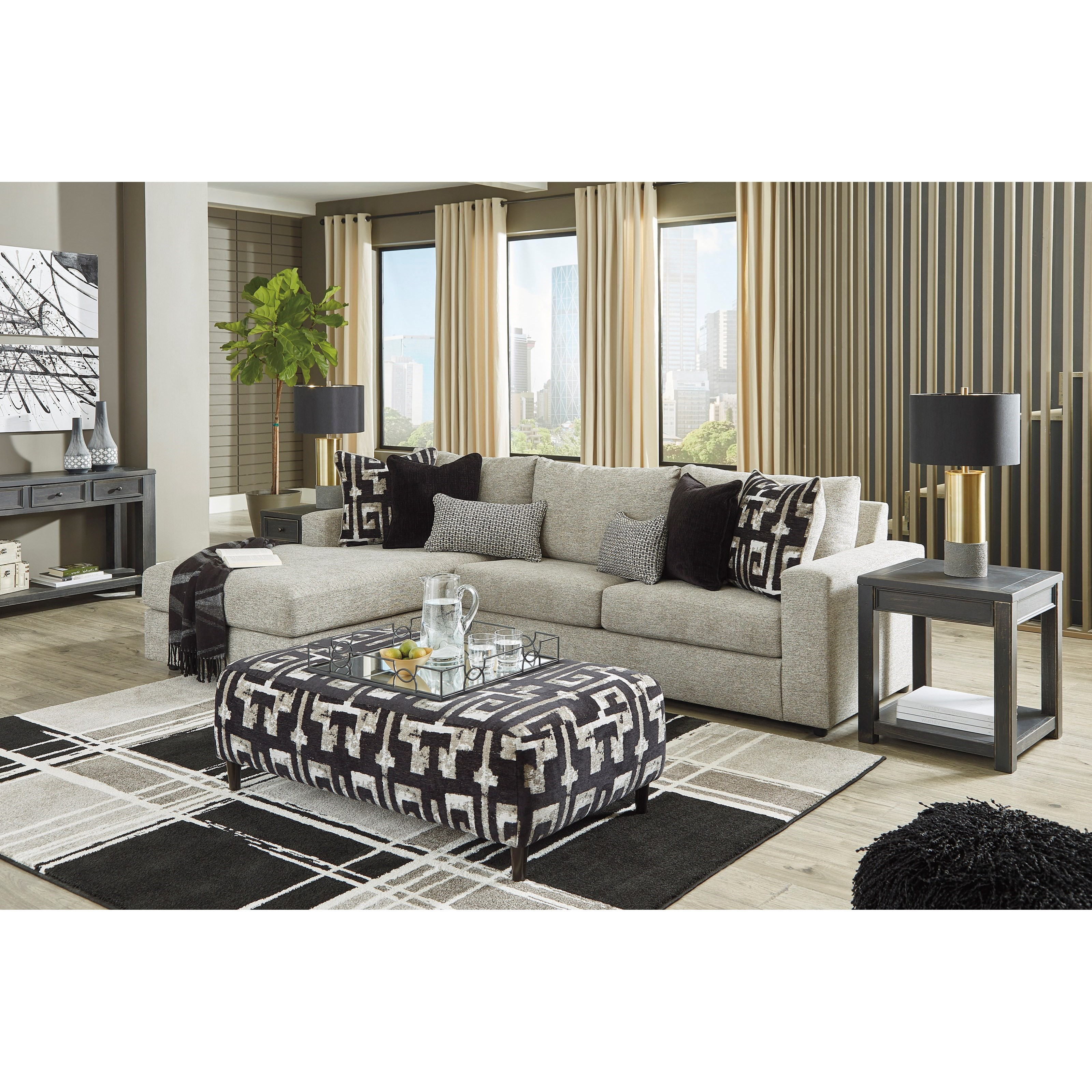 Signature Design By Ashley Ravenstone Living Room Group