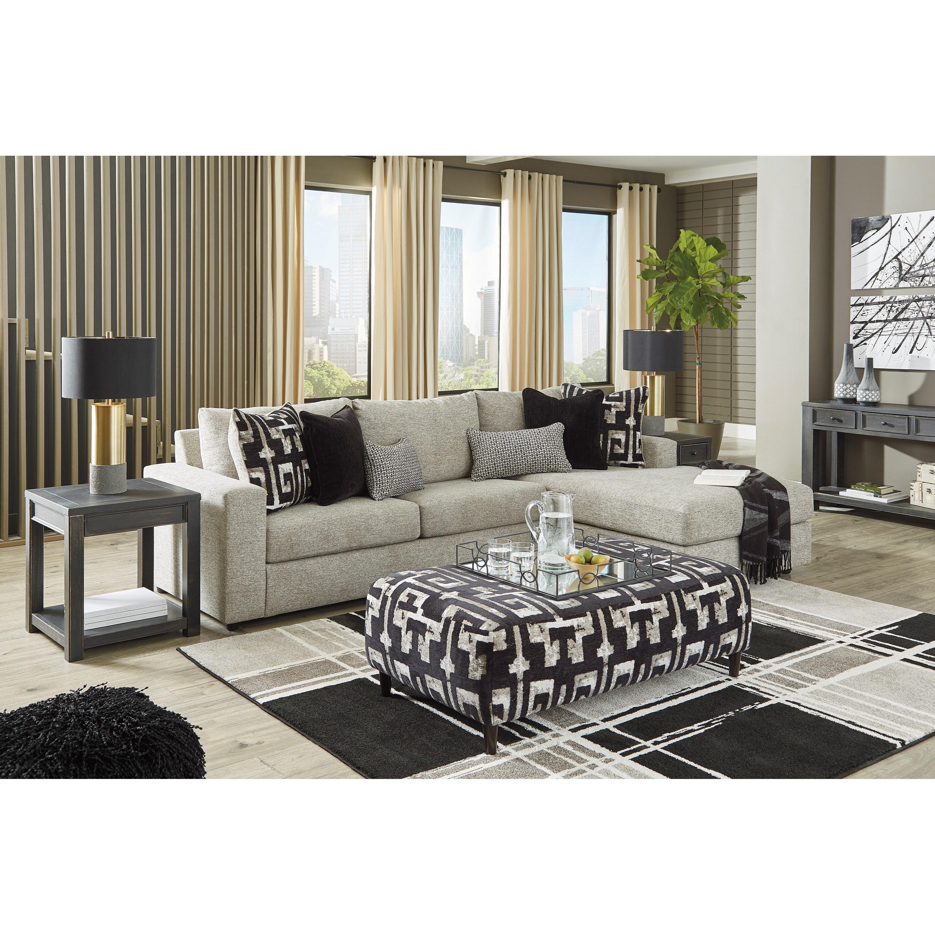 Signature Design By Ashley Ravenstone Living Room Group