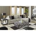 Signature Design by Ashley Ravenstone Living Room Group - Item Number: 26905 Living Room Group 3