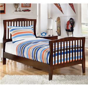 Signature Design by Ashley Furniture Rayville Twin Panel Bed