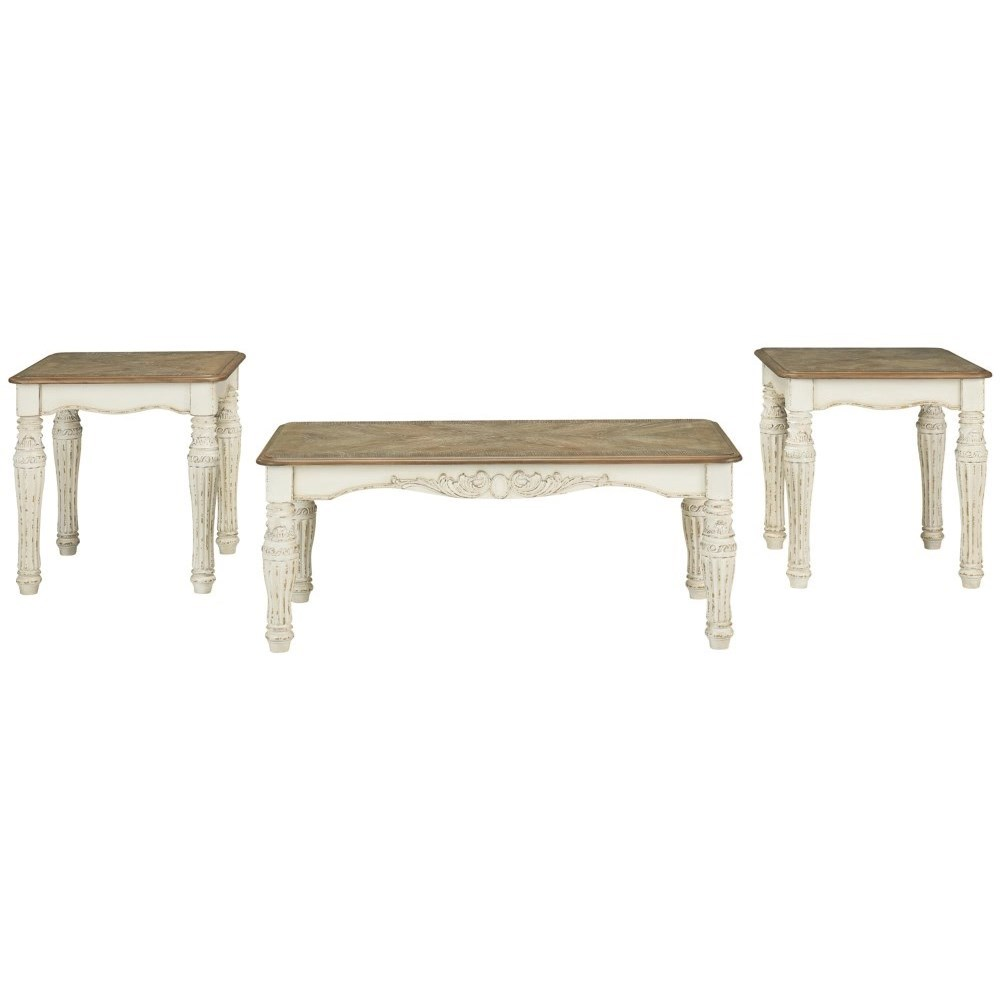 Realyn Occasional Group 3-Pack by Signature Design by Ashley at Beck's Furniture