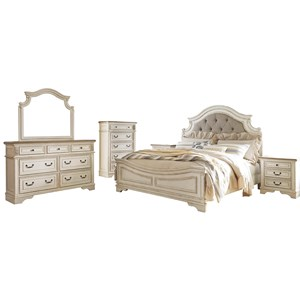 Signature Design by Ashley Realyn King Bedroom Group
