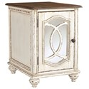 Signature Design by Ashley Realyn Chairside End Table - Item Number: T743-7