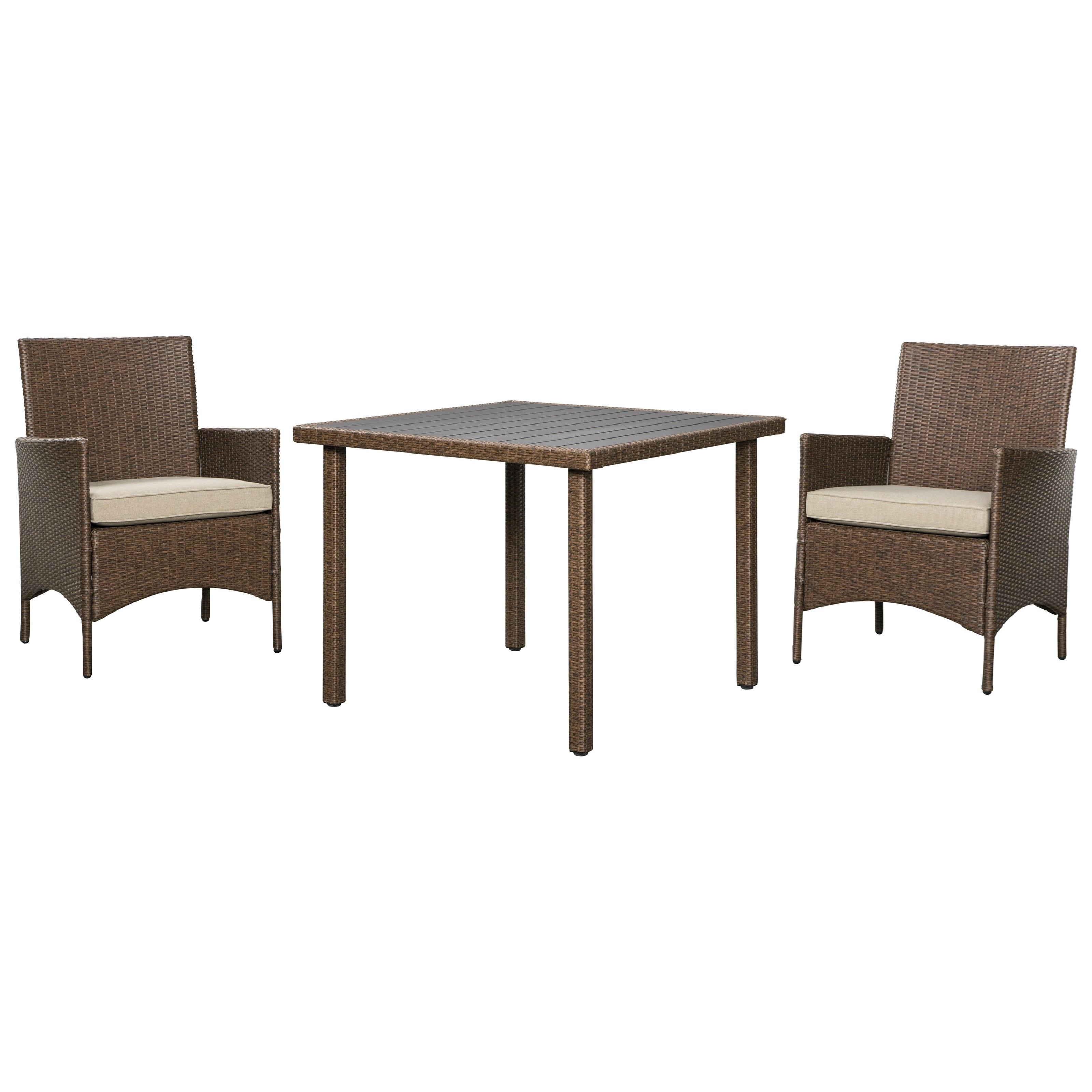 Square Dining Table Set