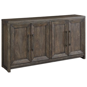Signature Design by Ashley Reickwine Accent Cabinet