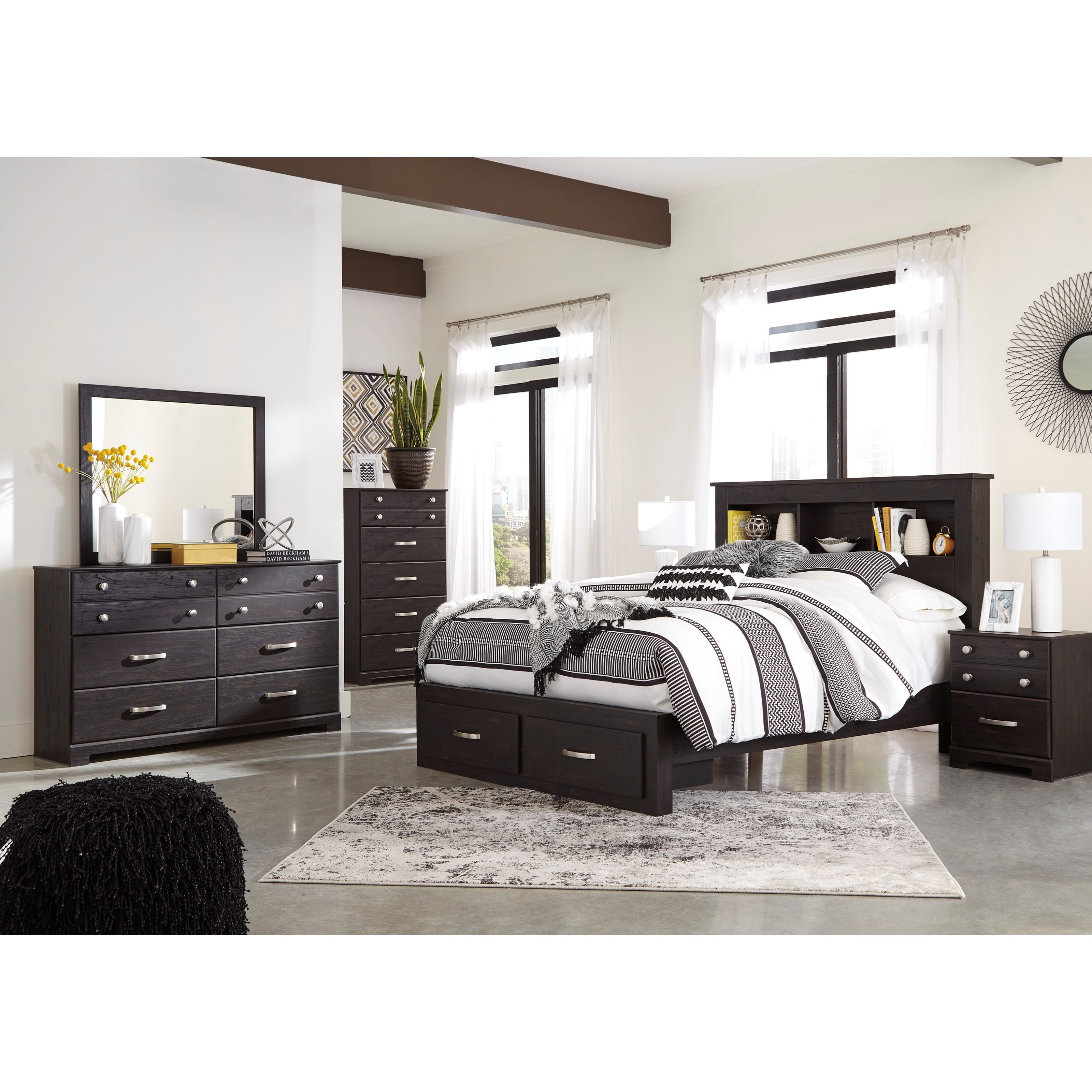 Signature Design By Ashley Reylow Queen Bedroom Group