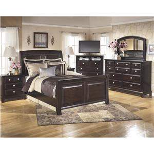 Signature Design by Ashley Ridgley Queen Bedroom Group