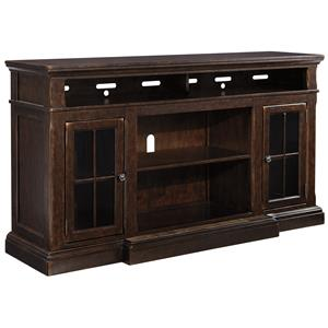Signature Design by Ashley Roddinton Extra Large TV Stand