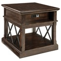 Signature Design by Ashley Roddinton Rectangular End Table - Item Number: T701-3