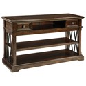 Ashley (Signature Design) Roddinton Sofa Table - Item Number: T701-4