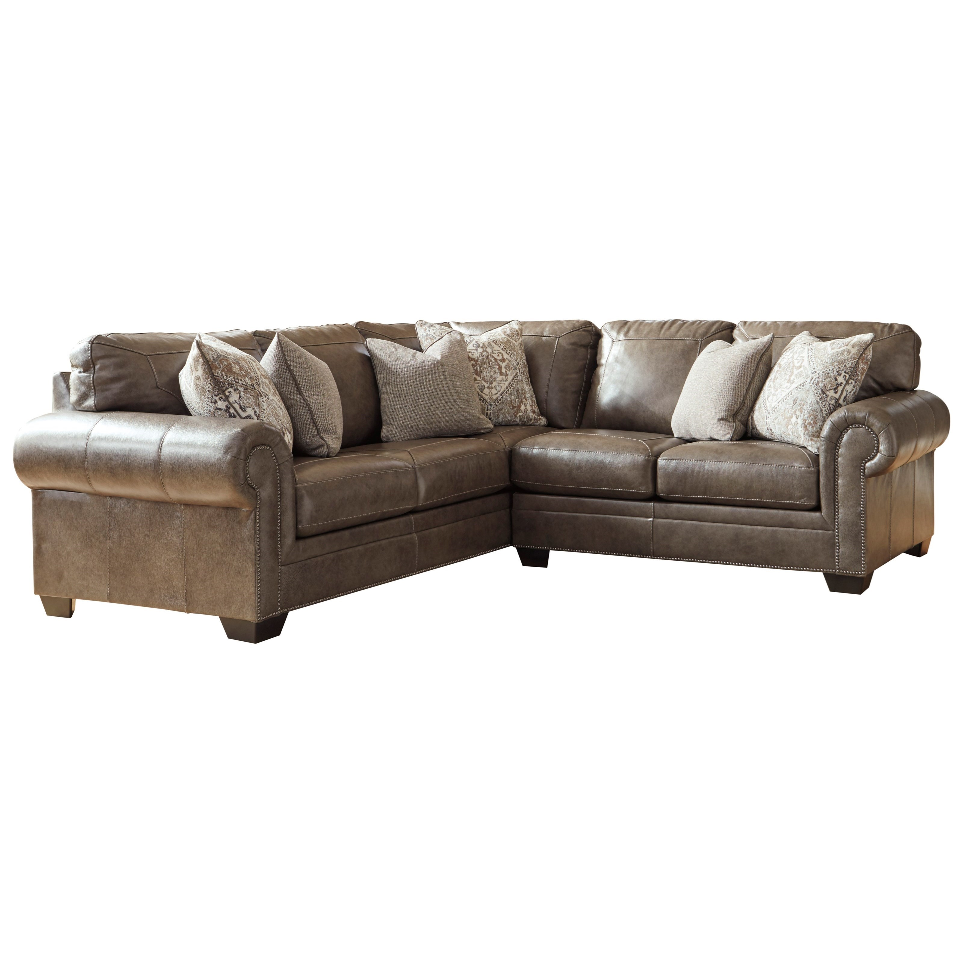 Roleson 2-Piece Sectional by Signature Design by Ashley at Gill Brothers Furniture
