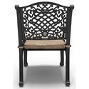 Signature Design by Ashley Rose View Set of 2 Arm Chairs with Cushion