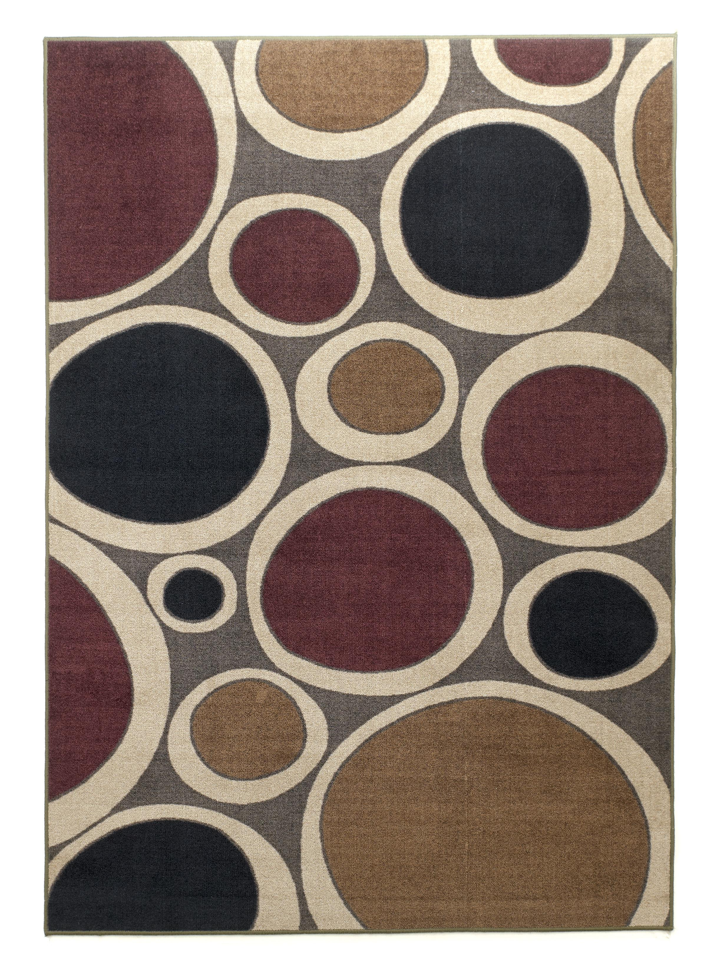 Signature Design by Ashley Contemporary Area Rugs Popstar - Plum Small Rug - Item Number: R139002