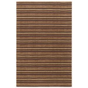 Signature Design by Ashley Furniture Contemporary Area Rugs Thaxton - Brown Area Rug