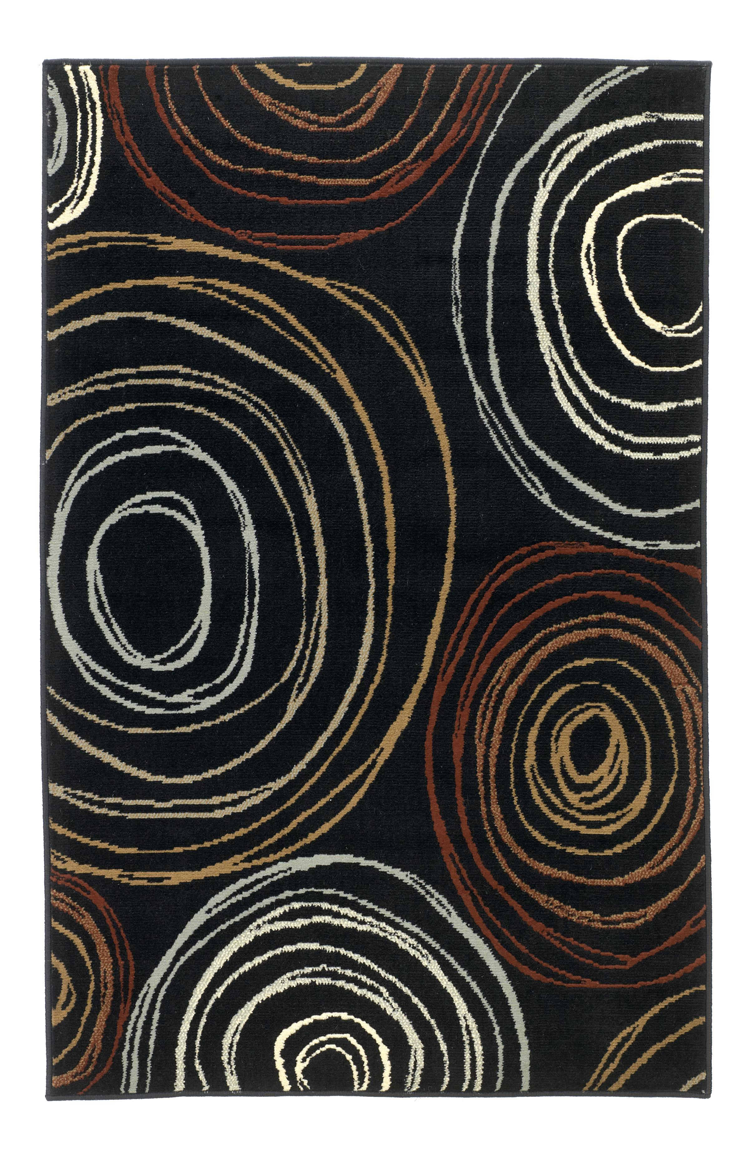Signature Design by Ashley Contemporary Area Rugs Suri - Salsa Rug - Item Number: R275002