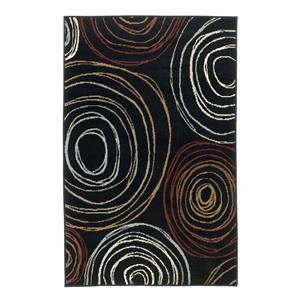 Signature Design by Ashley Contemporary Area Rugs Suri - Salsa Rug