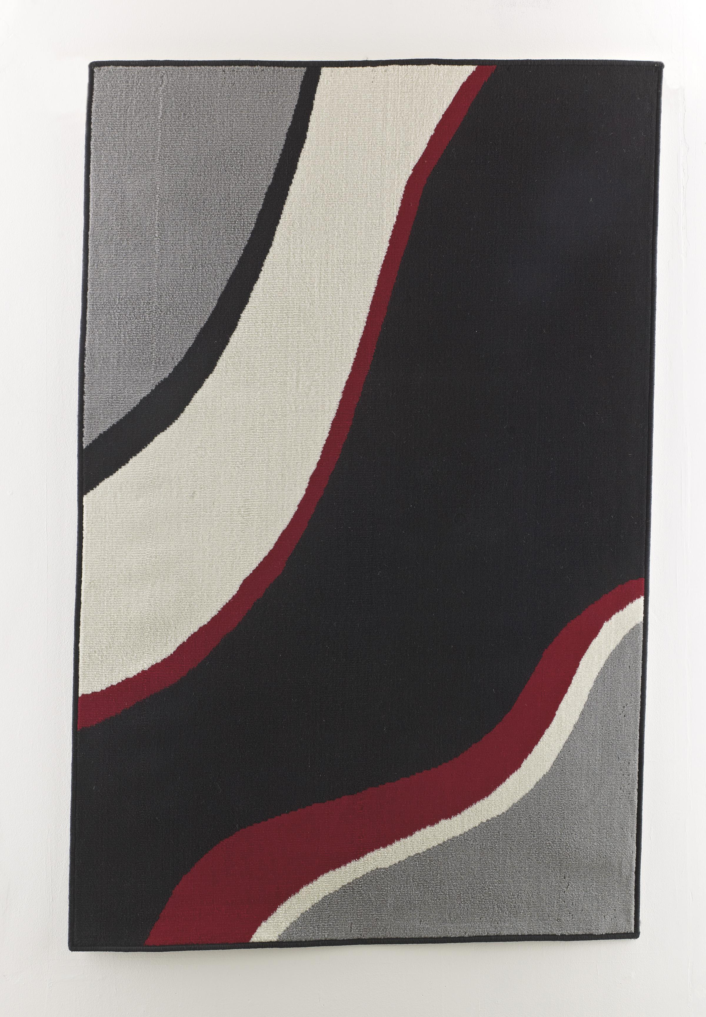 Signature Design by Ashley Contemporary Area Rugs Livy - Wave Medium Rug - Item Number: R304002