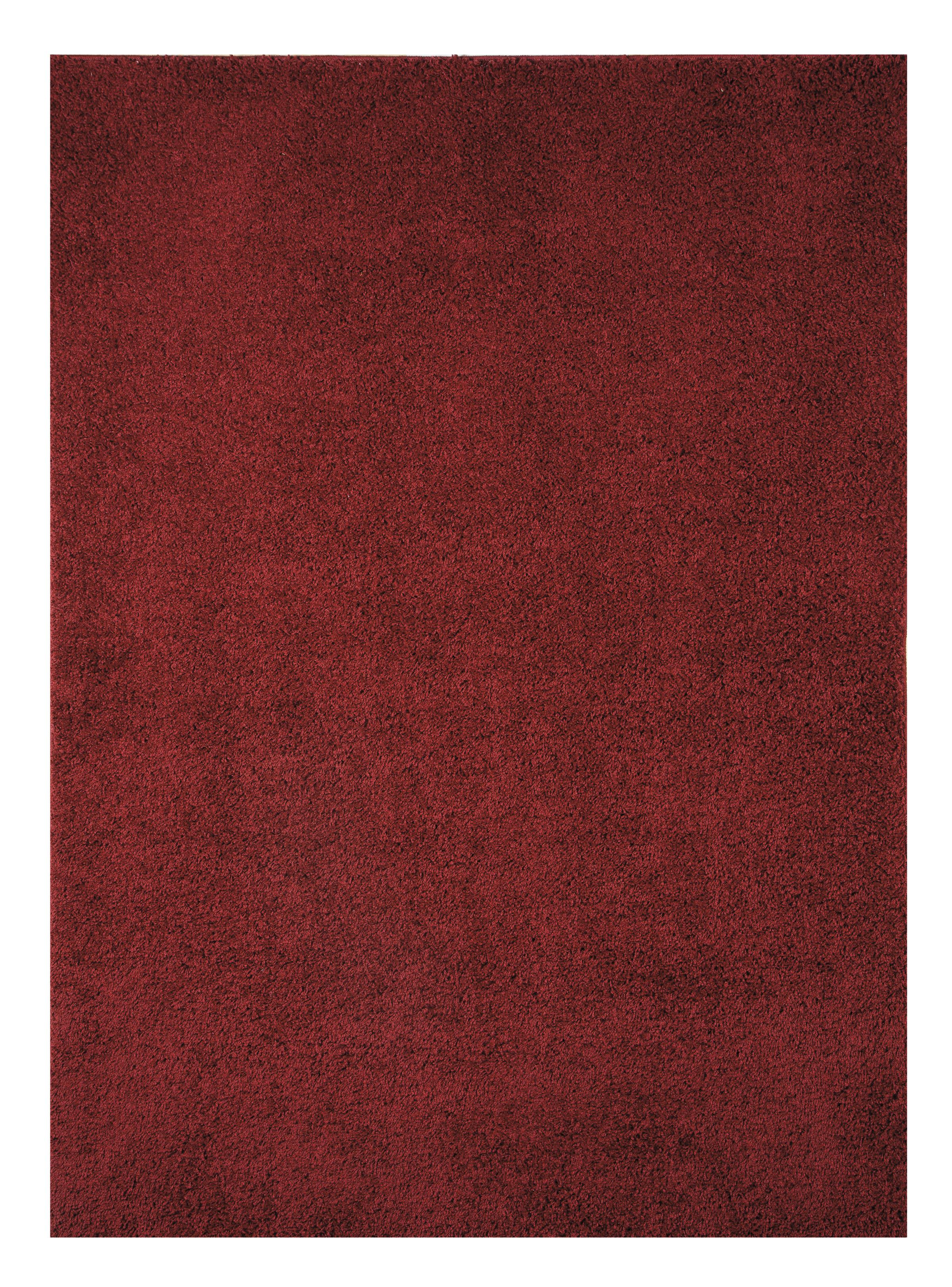 Signature Design by Ashley Contemporary Area Rugs Caci Red Medium Rug - Item Number: R309002