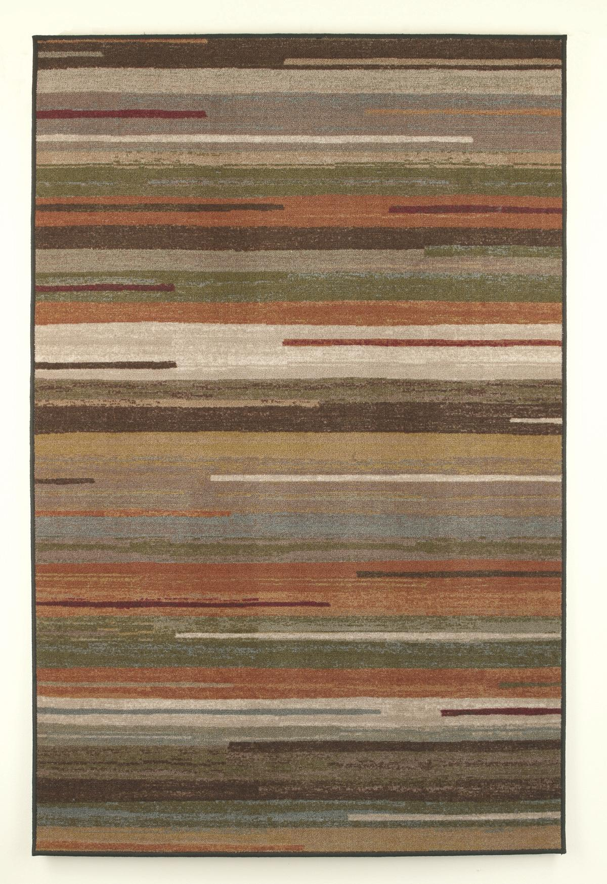 Signature Design by Ashley Contemporary Area Rugs Declan - Multi Small Rug - Item Number: R334002