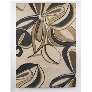 Signature Design by Ashley Furniture Contemporary Area Rugs Ariel - Citron Medium Rug
