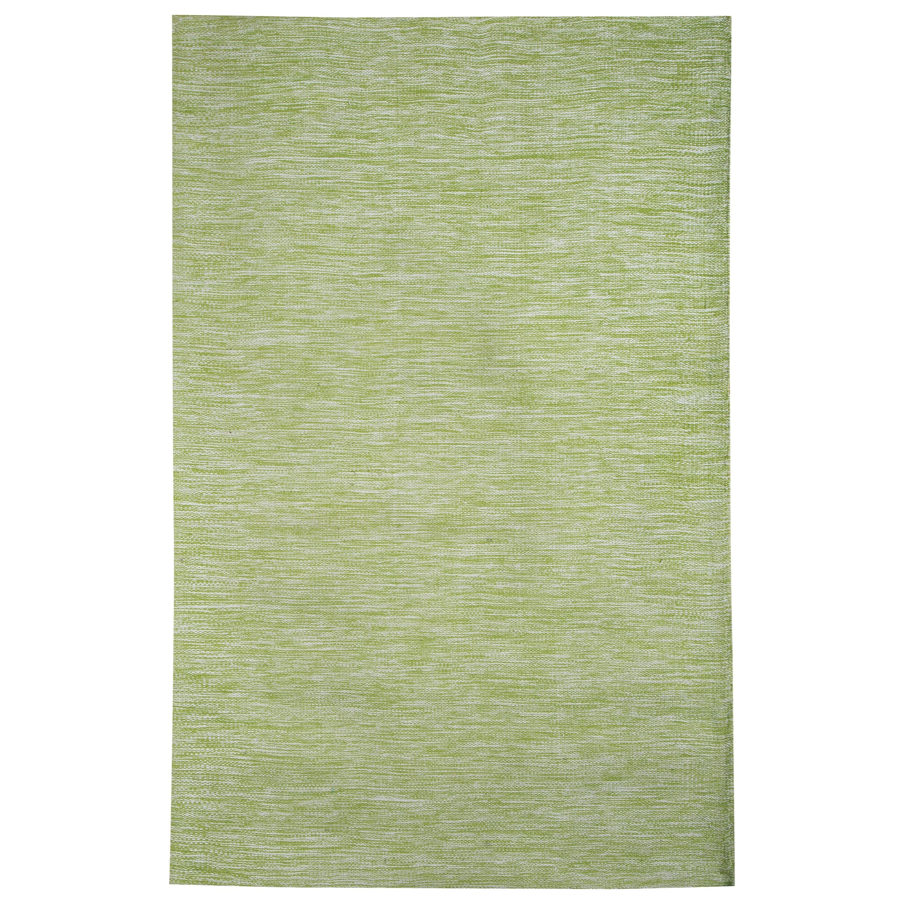 Signature Design by Ashley Contemporary Area Rugs Serphina Green Medium Rug - Item Number: R400182