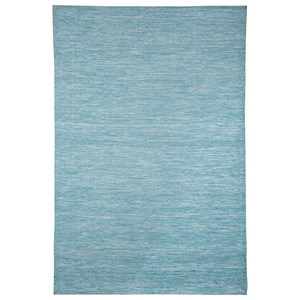 Signature Design by Ashley Contemporary Area Rugs Serphina Turquoise Medium Rug