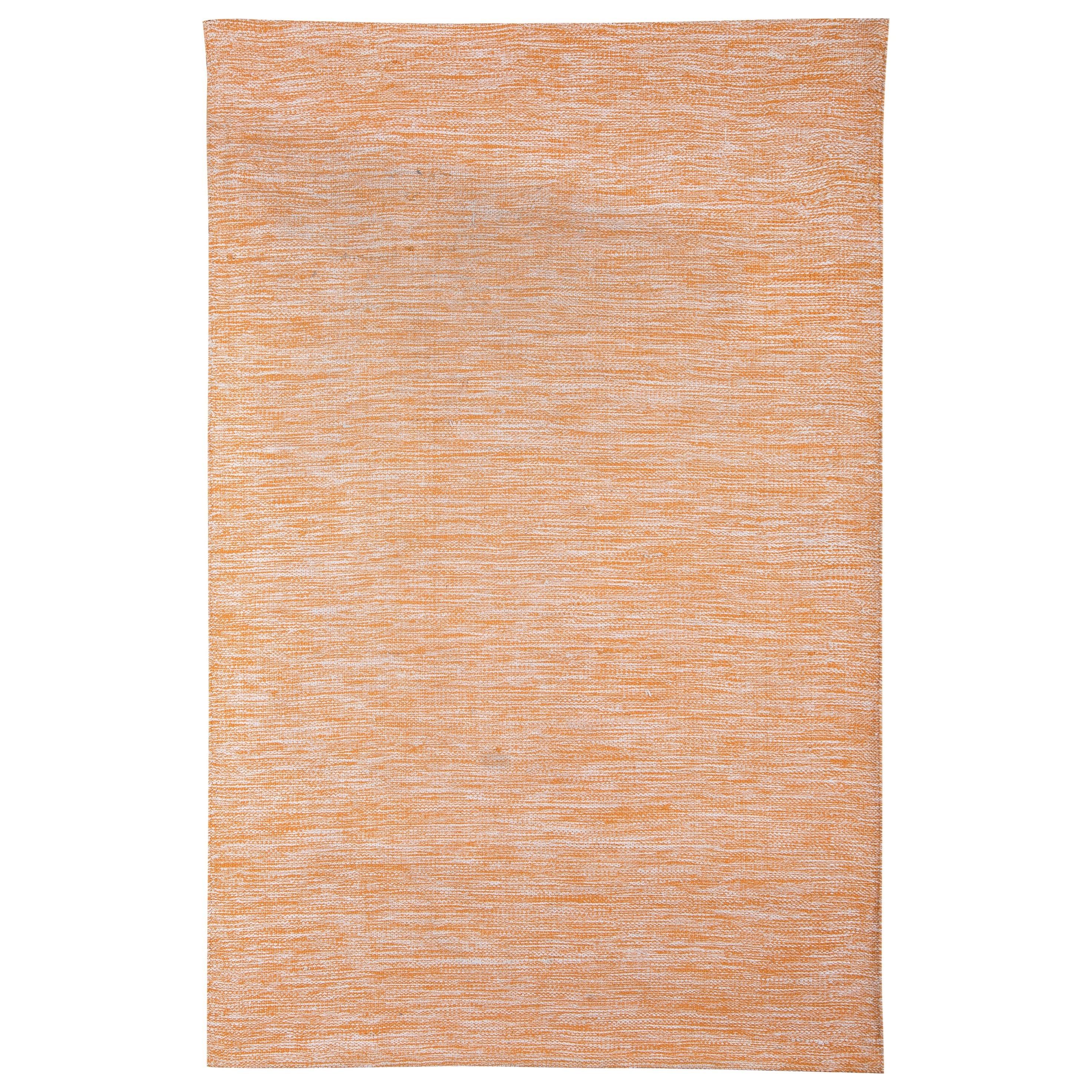 Signature Design by Ashley Contemporary Area Rugs Serphina Orange Medium Rug - Item Number: R400202